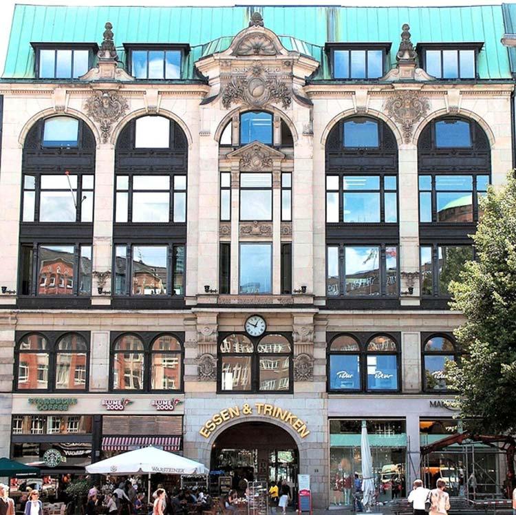 Sonderfenster aus Stahl im Denkmalschutz
